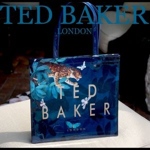 TED BAKER LONDON Houdini Large icon tote b…